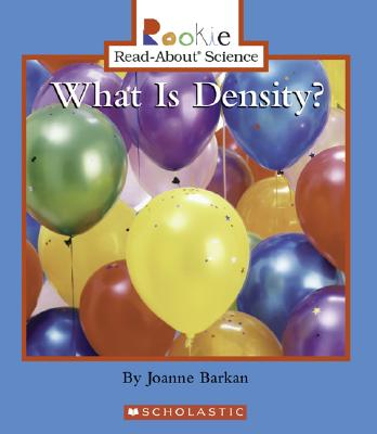 What Is Density? By Barkan, Joanne